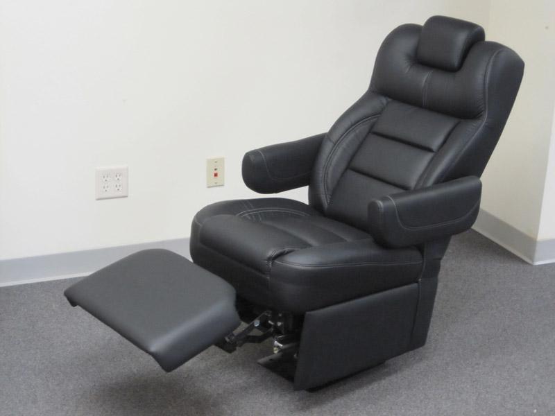 Mercedes Benz Sprinter Seats