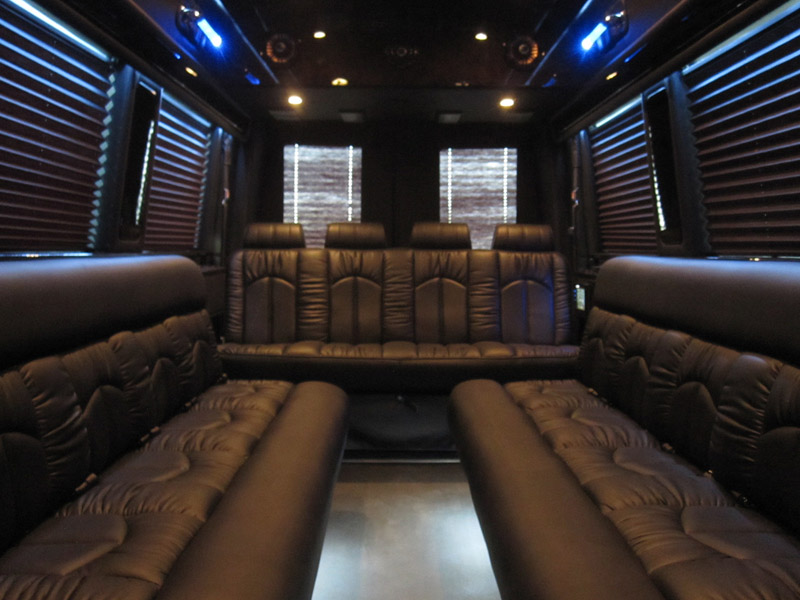 2014 mercedes benz sprinter 15 passenger limousine ebay for Mercedes benz sprinter 15 passenger