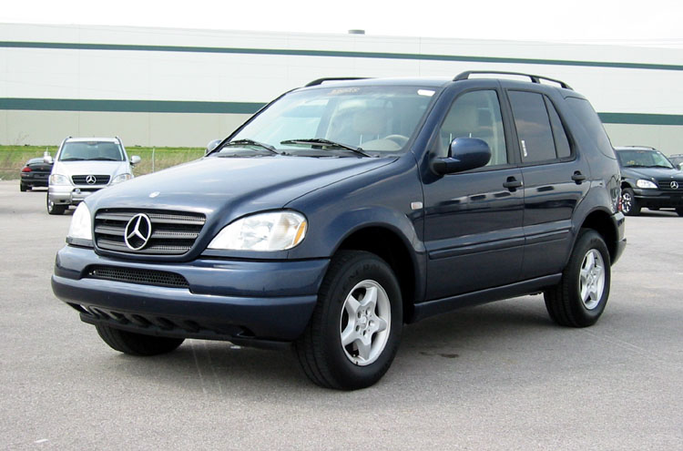2000 mercedes ml320 v6 for 2003 mercedes benz ml320