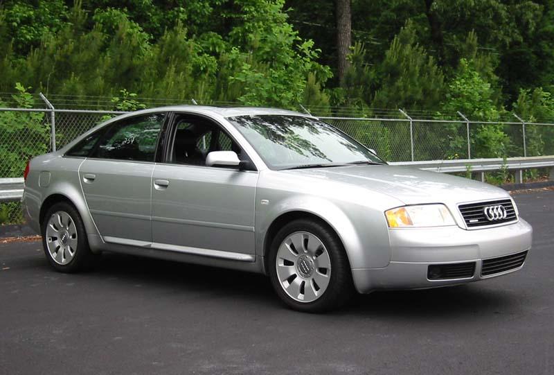 2000 Audi A6 4