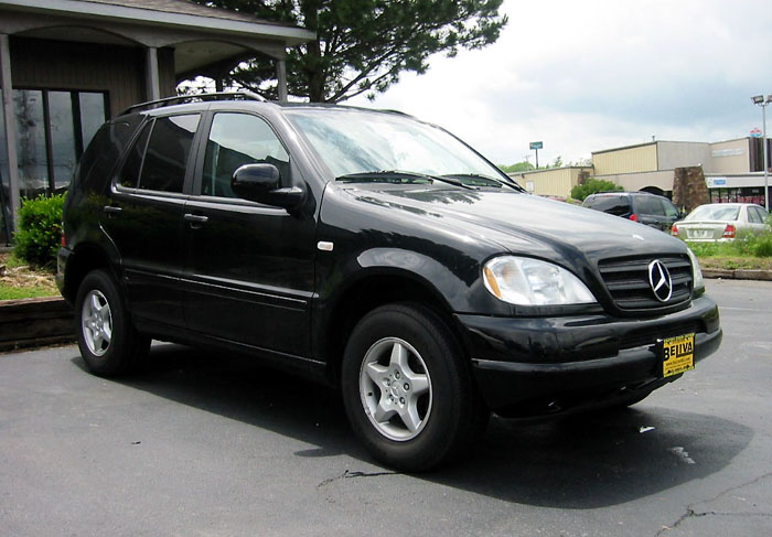 2000 mercedes ml320 black with gray leather interior for 2003 mercedes benz ml320