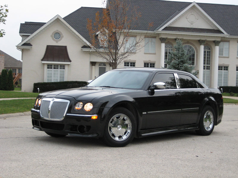 2007 Chrysler 300 Signature Series