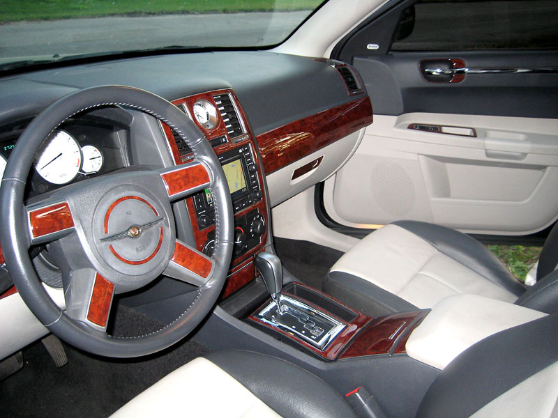 2007 chrysler 300 signature series - 2007 chrysler 300 custom interior ...