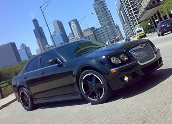 chrysler 300 bentley edition