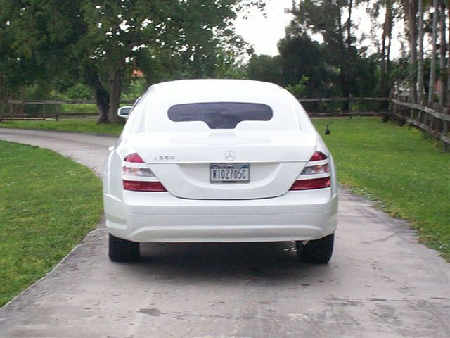 2007 Mercedes S550 Exterior Conversion On 1998