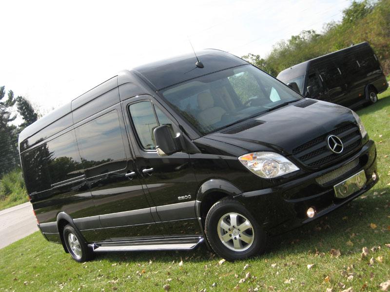 Sprinter Luxury Passenger Van