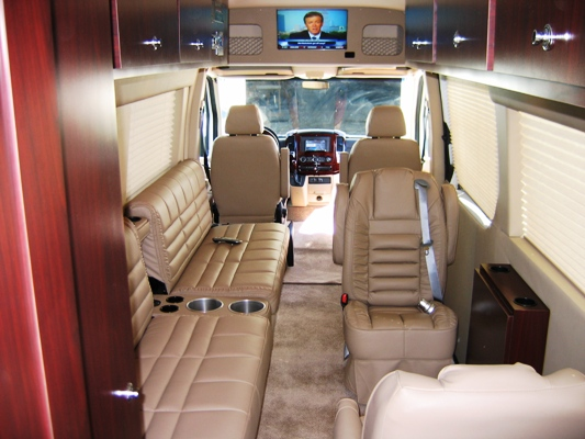 Luxury Sprinter Weekender Rv