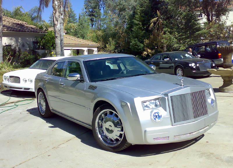 2005 Rolls Royce Phantom Replica