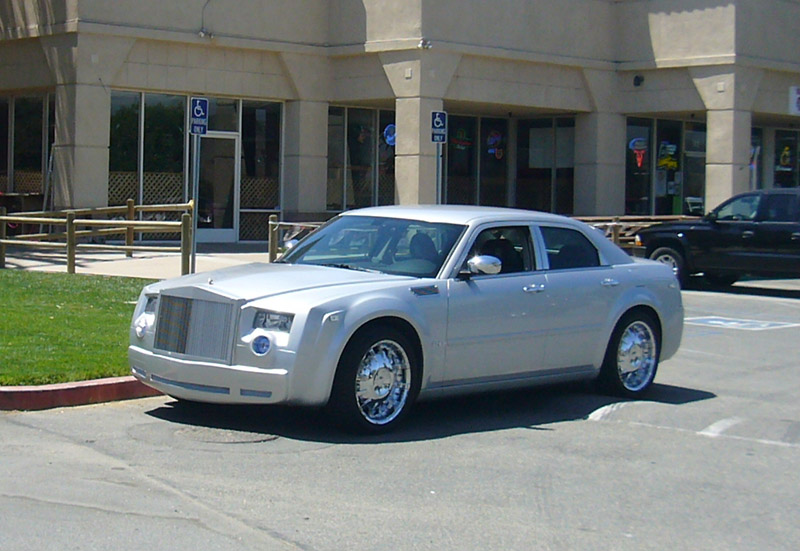 rolls royce body kit