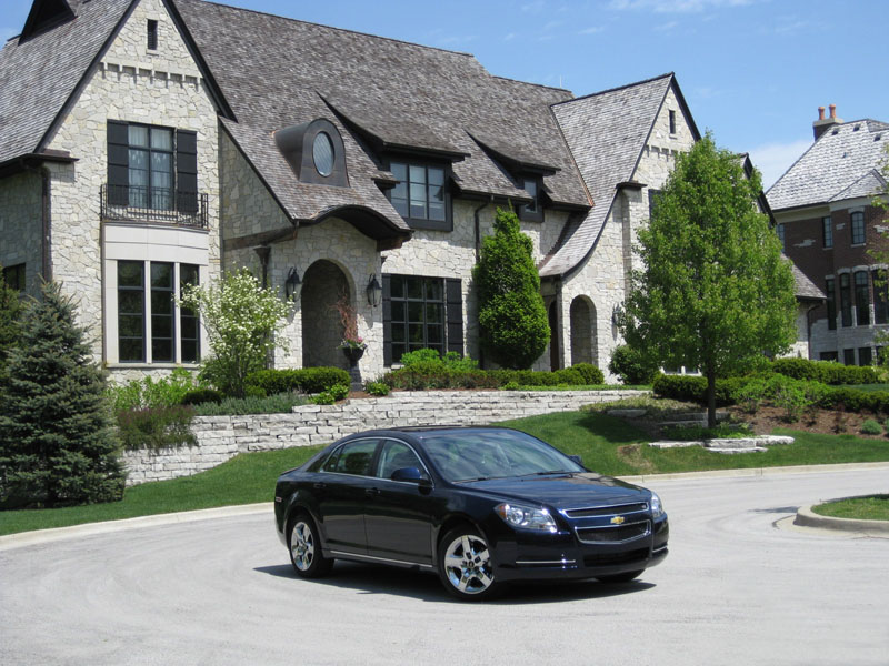 2010 Chevy Malibu | Autos Post