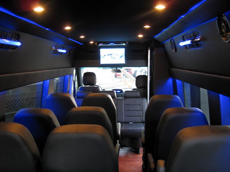 dodgesprinter  passenger limousine  passenger luxury sprinter van mercedes benz diesel