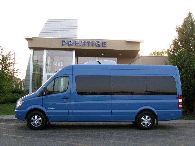 dodge sprinter 2500 15 passenger sprinter limousine dodge mercedes diesel wheelchair luxury. Black Bedroom Furniture Sets. Home Design Ideas