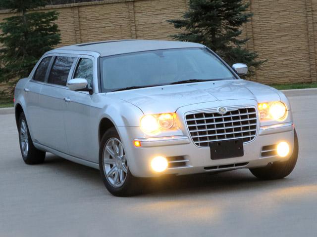 Chrysler 300 Limousine >> 2006 Chrysler 300C Executive Lim