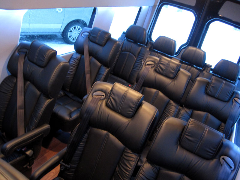 2013 Mercedes Benz Sprinter 15 P