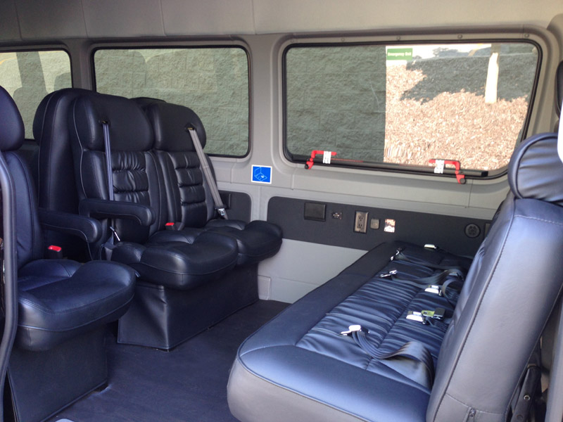 Mercedes Sprinter Van >> Mercedes-Benz Sprinter 170WB Pas