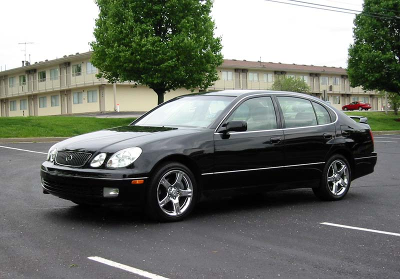 What Is Ect >> 2001 Lexus GS430