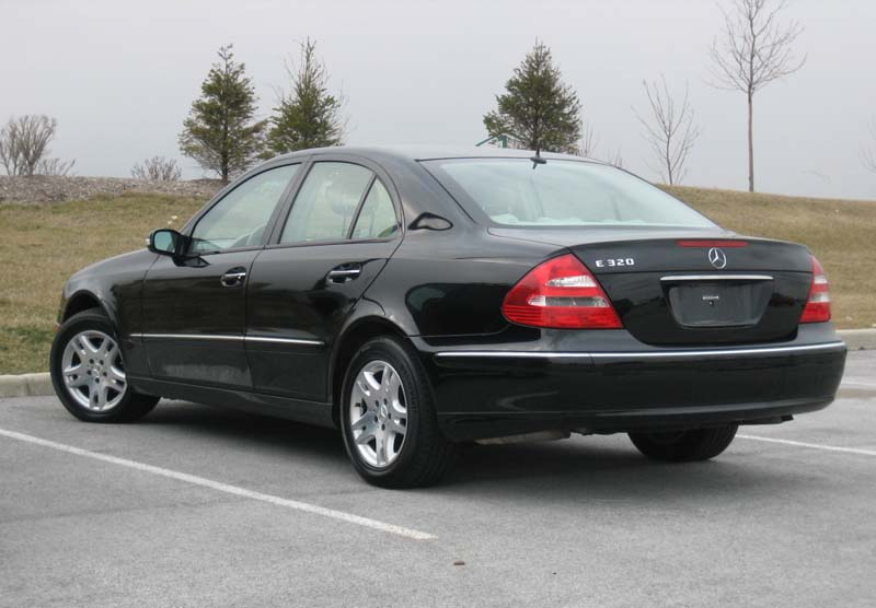 2003 mercedes benz e320 for Mercedes benz 2003 e320