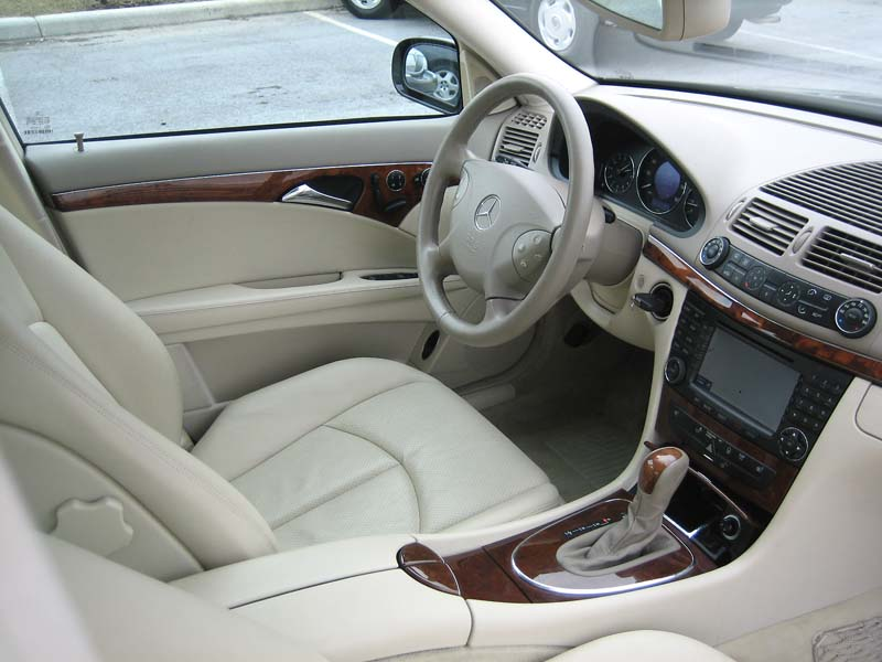 2003 mercedes benz e320 for Mercedes benz ontario phone number