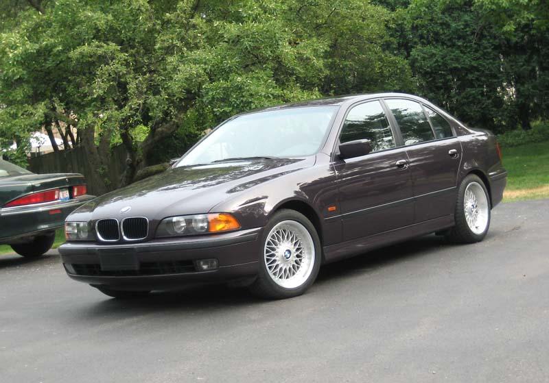 Bmw Certified Pre Owned >> 1999 BMW 528i