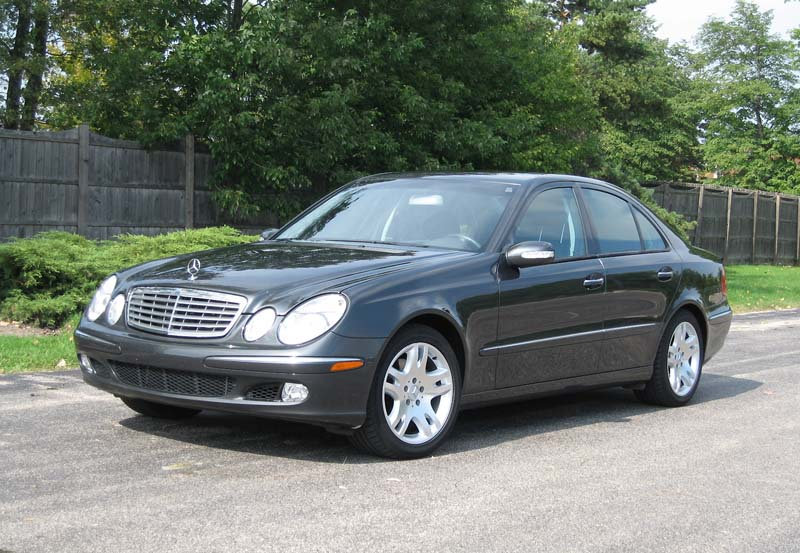 2003 mercedes e500 for Mercedes benz e500 2003