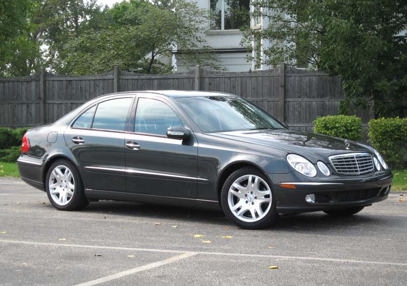 2003 mercedes e500 for 2003 mercedes benz e500