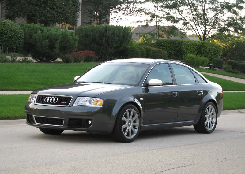 swap 2004 audi a6 2 7 fog light grill to audi rs6 mesh grill. Black Bedroom Furniture Sets. Home Design Ideas
