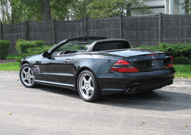 2003 mercedes sl55 amg for 2003 mercedes benz sl55