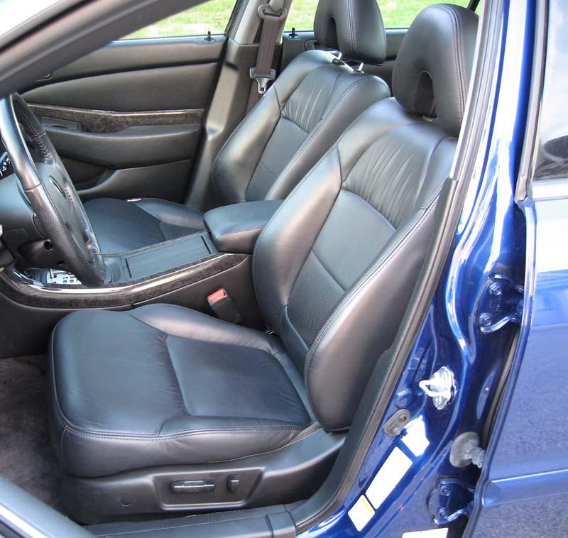 2003 Acura TL Type S