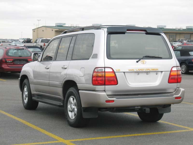 1999 Toyota Land Cruiser Premium
