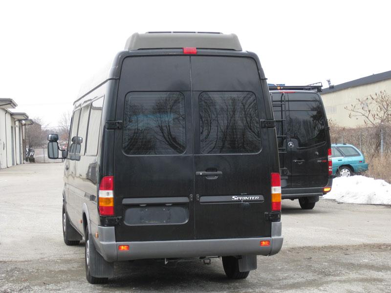 2005 Sprinter 10 Passenger Van