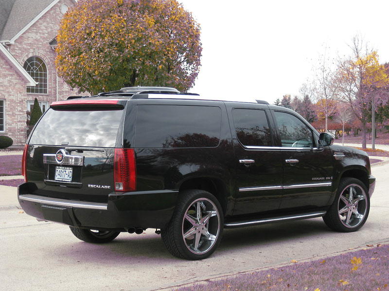 2007 cadillac escalade esv awd. Cars Review. Best American Auto & Cars Review