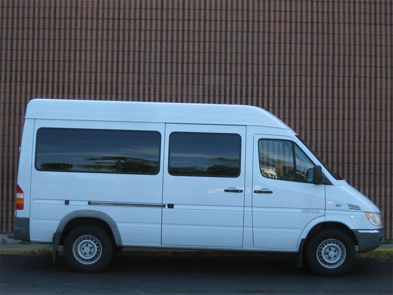 2003 Sprinter 140wb Passenger Va