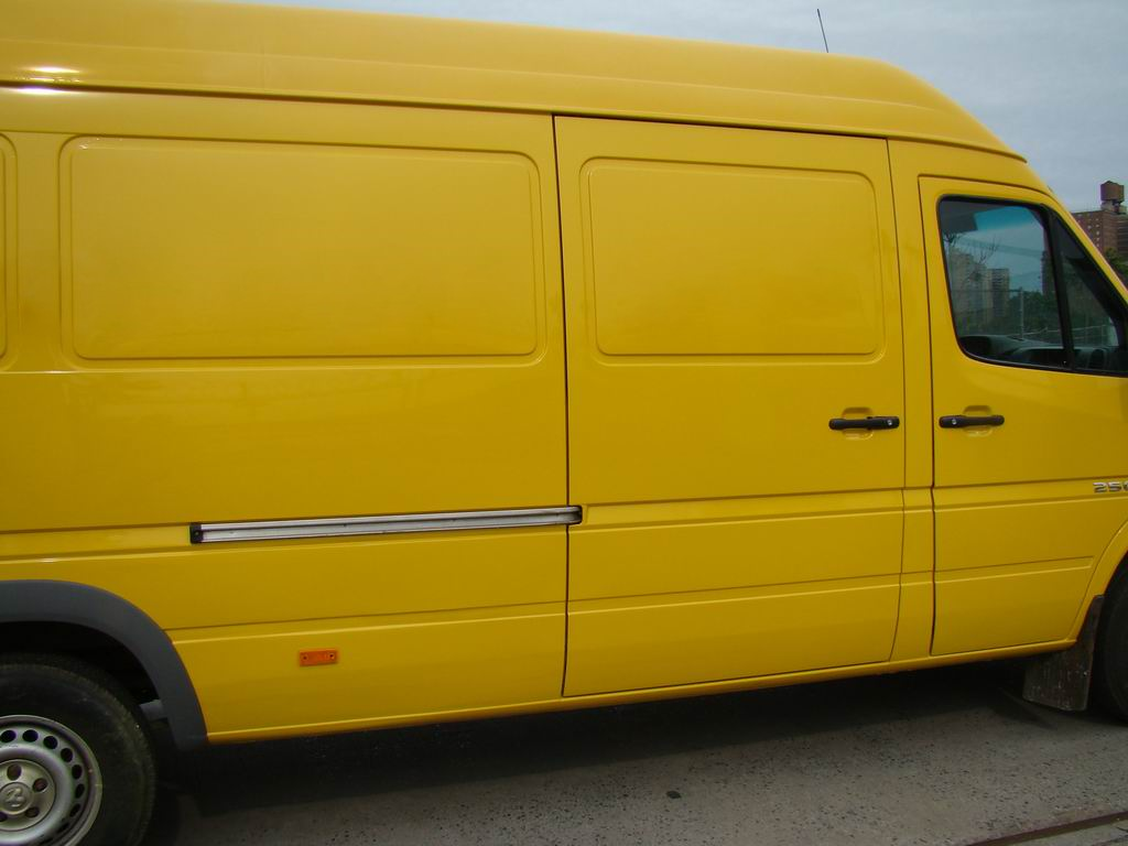 2004 Sprinter Delivery Van