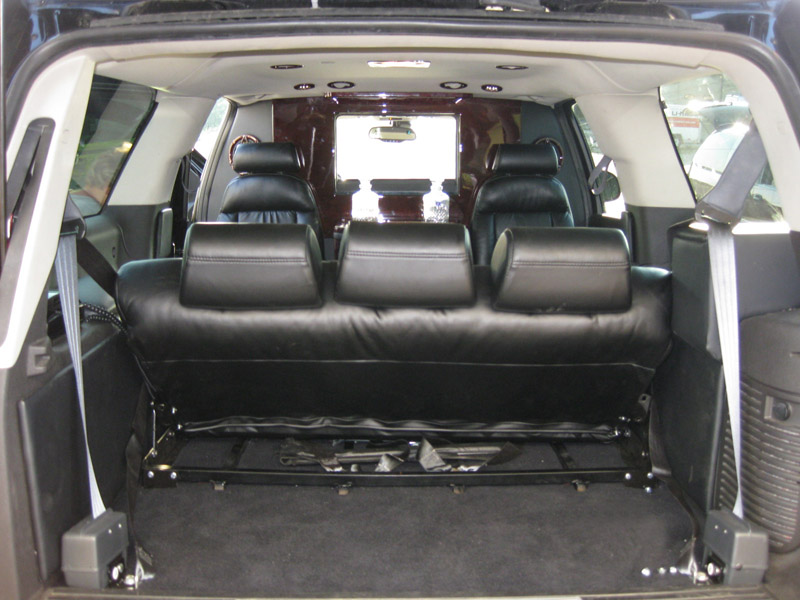 How To Flip Cars >> 2007 Cadillac Escalade 7 Passenger Executive Limousine