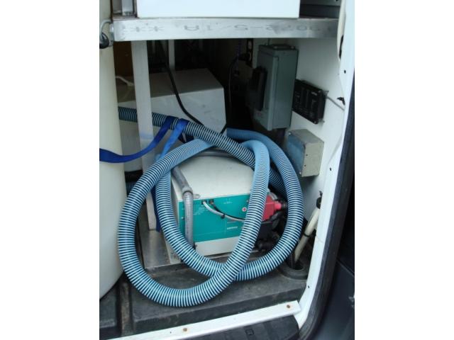 2008 Sprinter Grooming Van