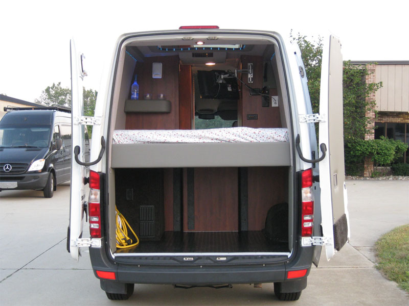 2007 Sprinter 144wb Rv Camper