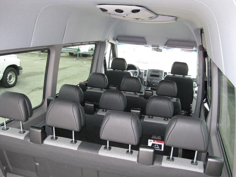 2008 Freightliner Sprinter 12 Pa