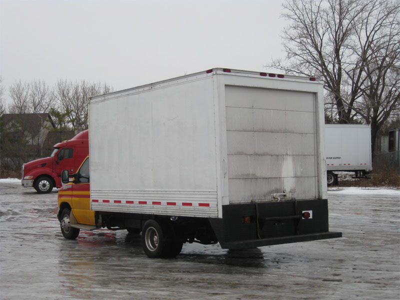 Ford E450 Box Truck Autos Post