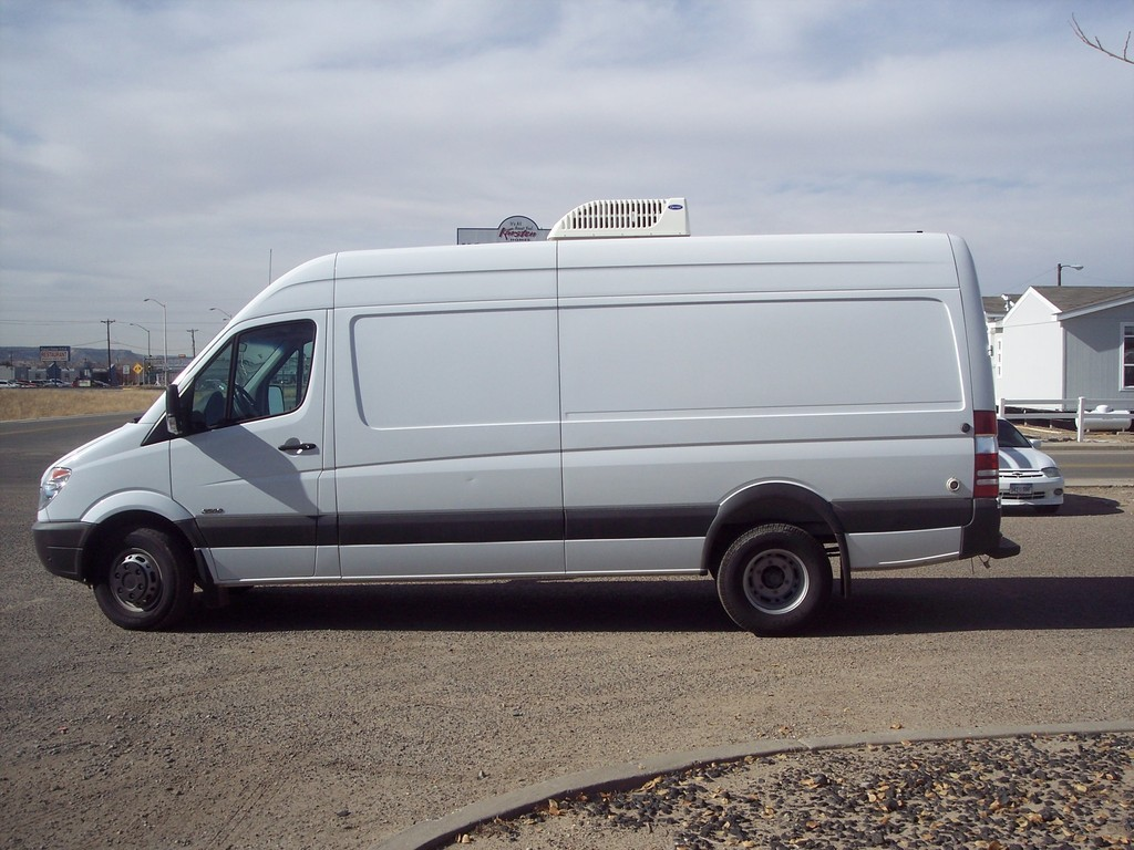 Mercedes benz sprinter 3500 used cars for sale for Mercedes benz 3500 sprinter