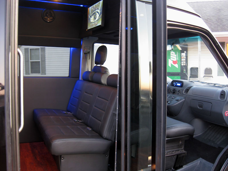 Paint For Cars >> 2006 Sprinter 3500 Mini Bus