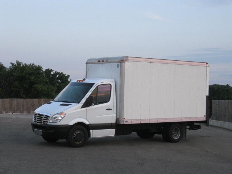 Sprinter Box Truck Autos Post