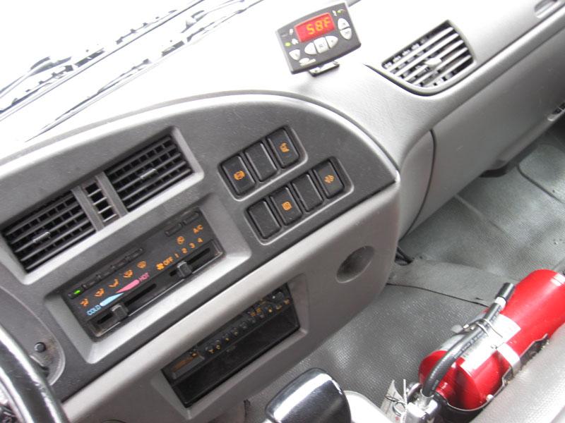 2007 Gmc T7500 Refrigerated Truc