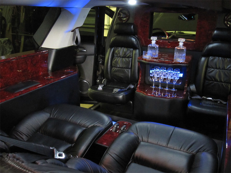 Cadillac Escalade Executive Limo