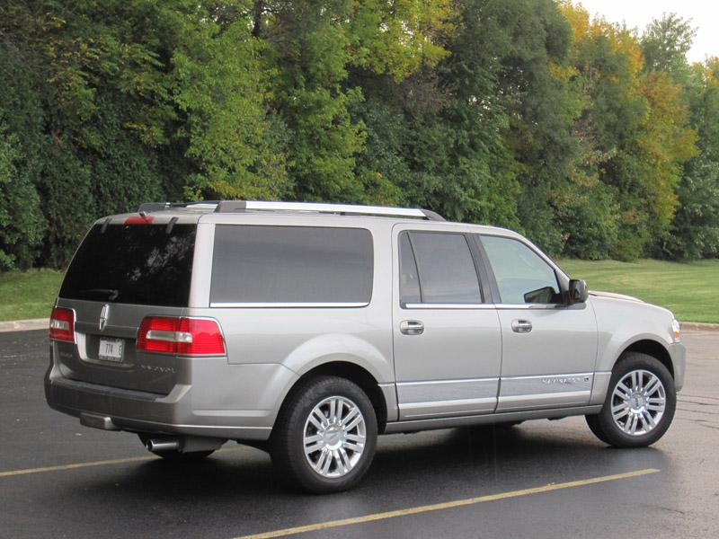 2008 Lincoln Navigator Executive Limousine L Ebay