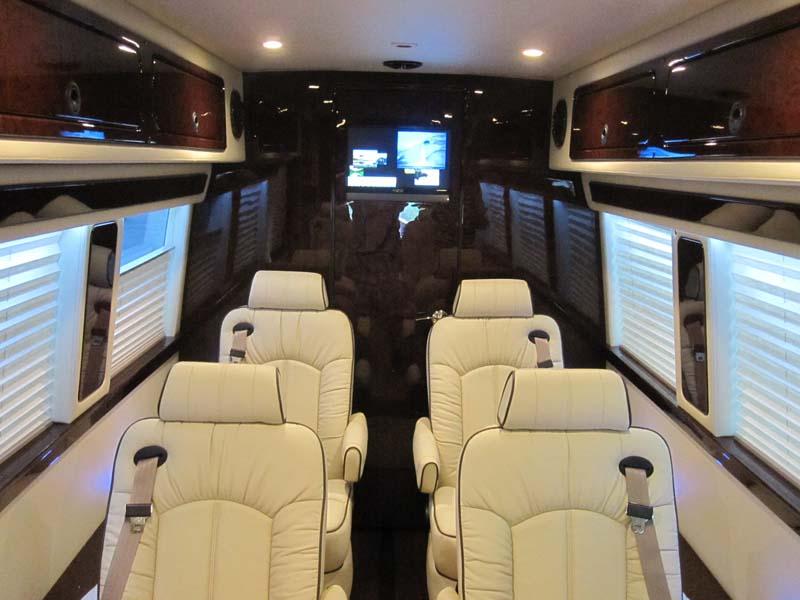 2013 mercedes benz sprinter executive limousine with bathroom ebay
