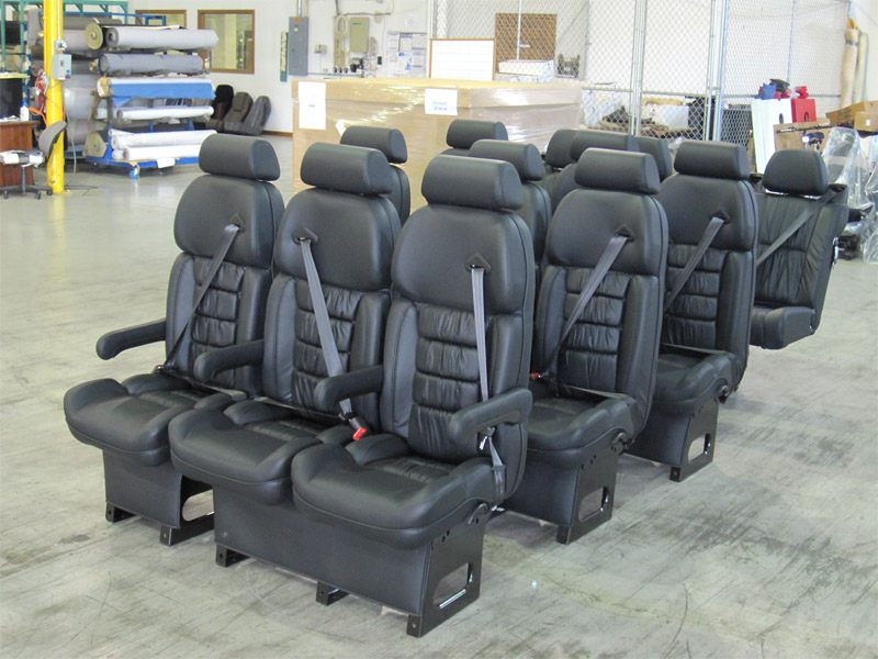passenger sprinter seats captain chairs mercedes benz sprinter dodge ebay. Black Bedroom Furniture Sets. Home Design Ideas