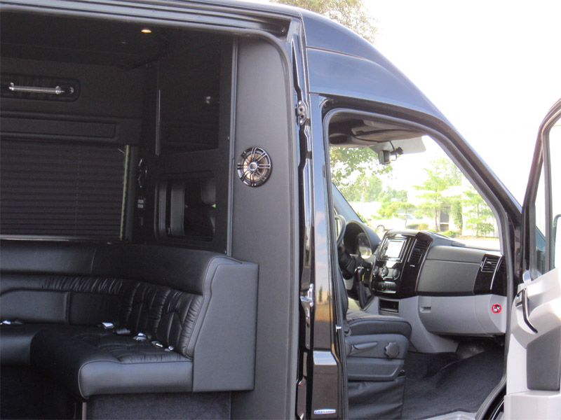 2013 Mercedes Benz Sprinter 170W