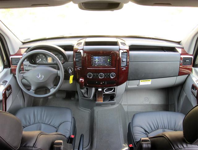 2015 2014 Mercedes Benz Sprinter 2007 Dodge Oem Passenger