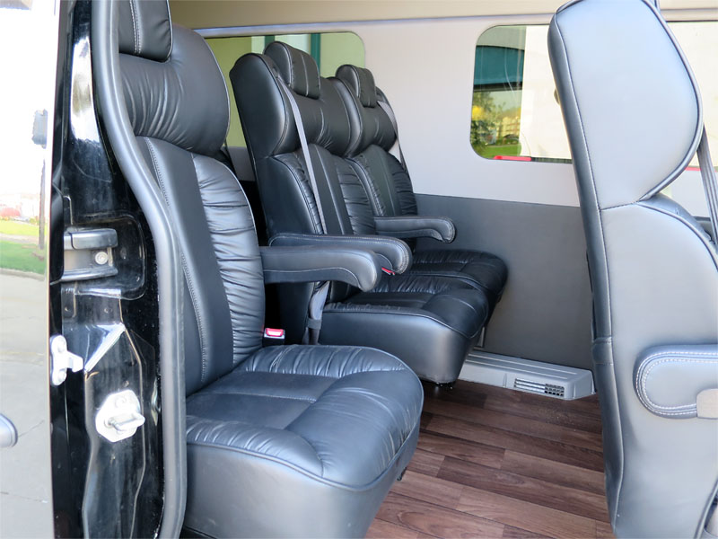 Mercedes for Mercedes benz sprinter 15 passenger