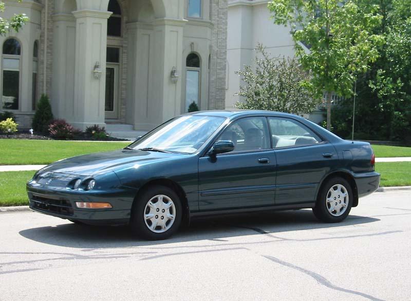 1997 Acura Integra LS 4D